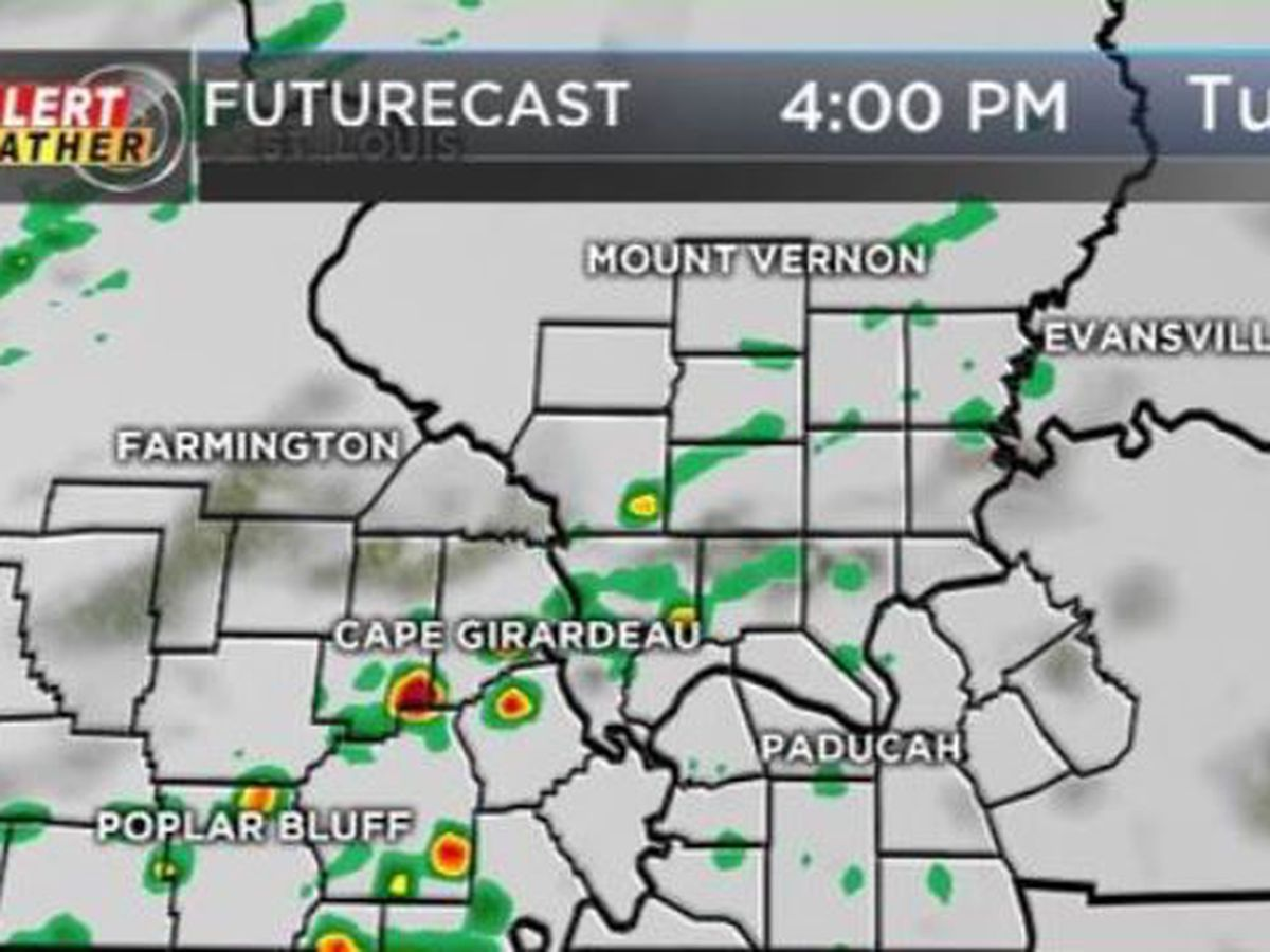 First Alert: Rain and storms on the way