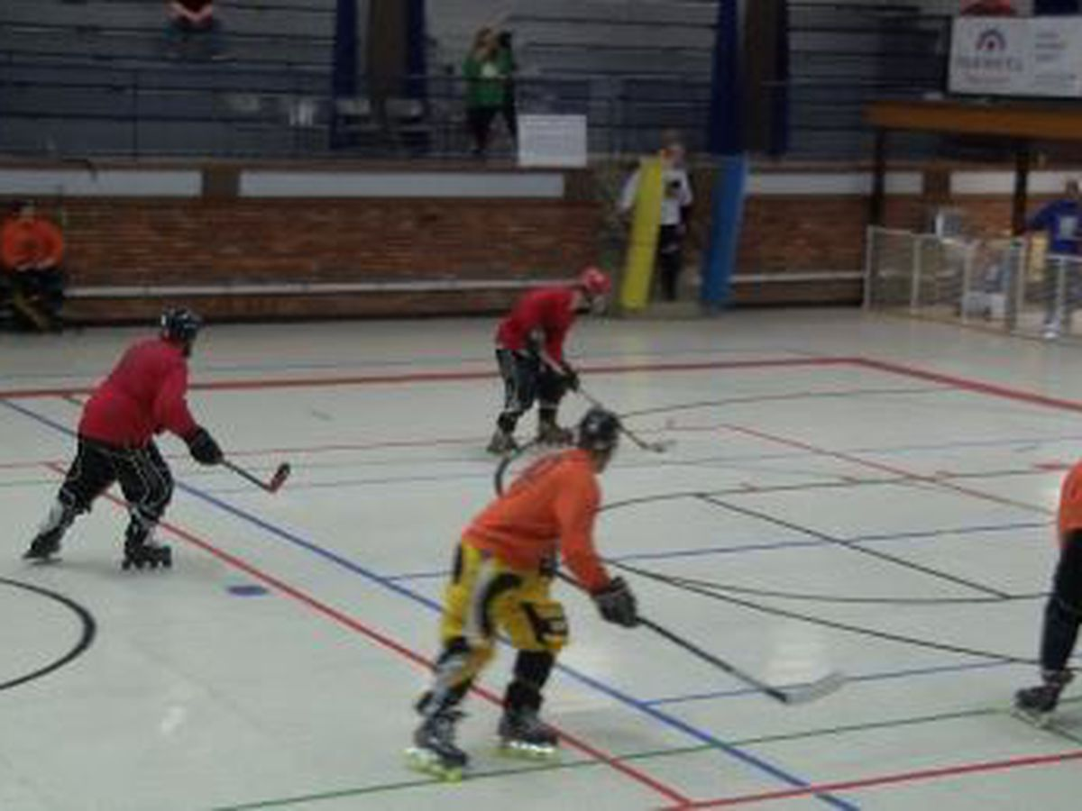 Roller hockey tournament benefits humane society