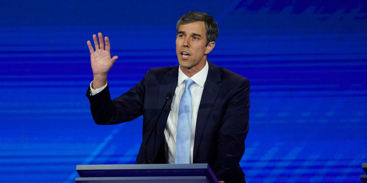 GOP lawmaker criticized over AR-15 gun tweet about Beto O'Rourke