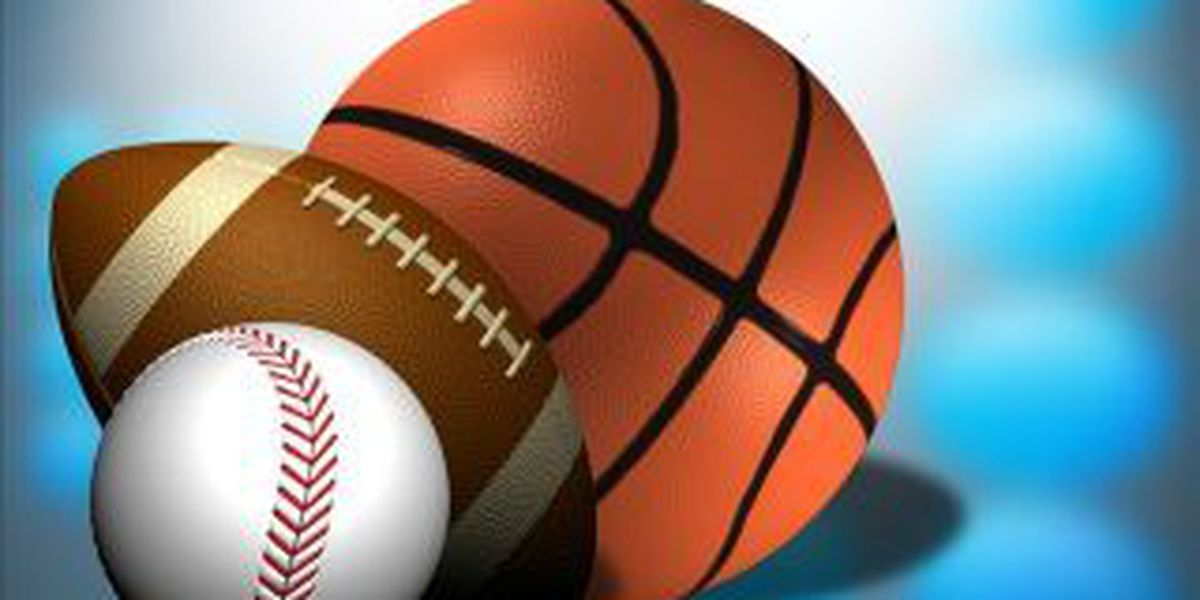 Heartland Sports scores from 5/22