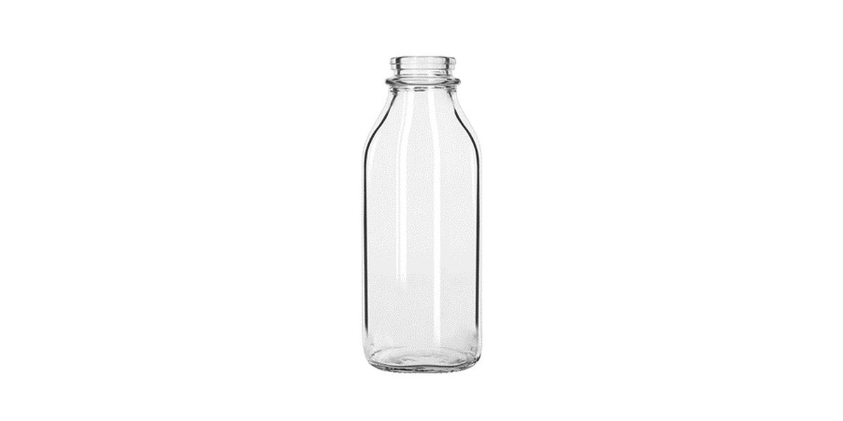 Libbey Glass recalls milk bottles