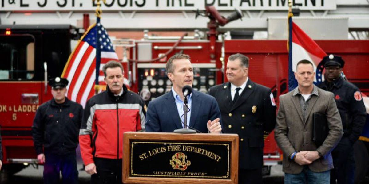 MO Gov. Greitens appoints fire marshal, SEMA director
