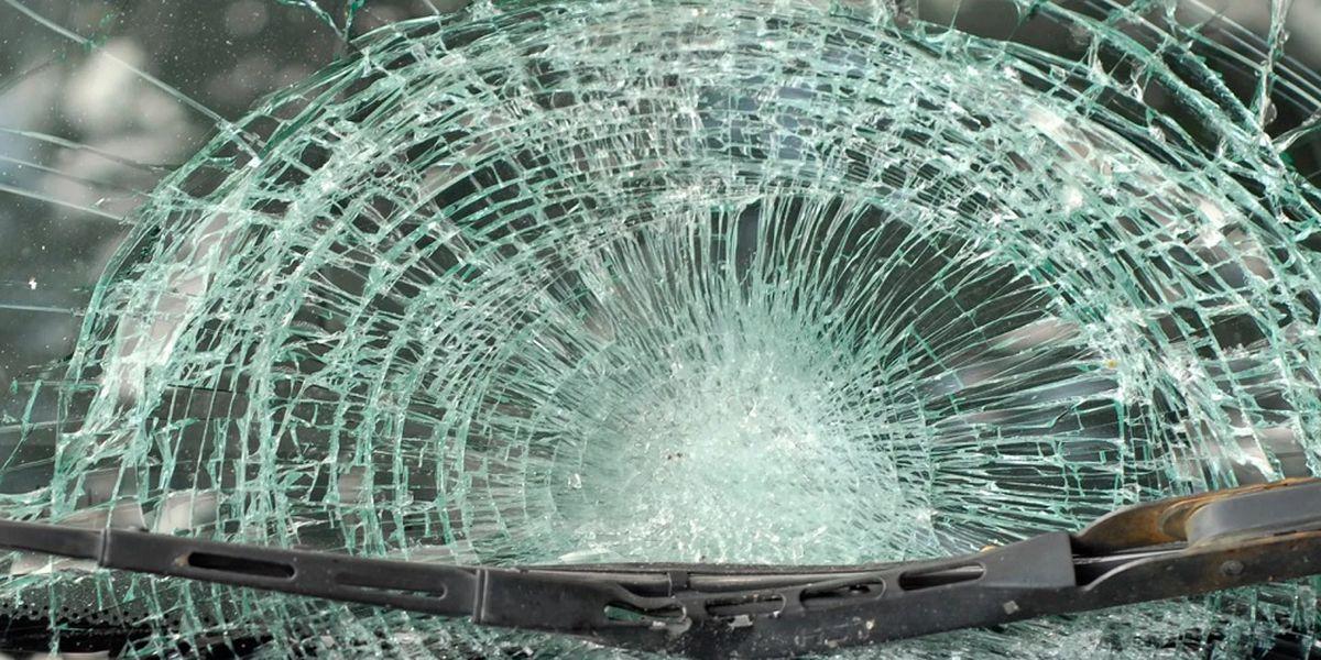 1 injured in 2 vehicle Franklin Co. crash