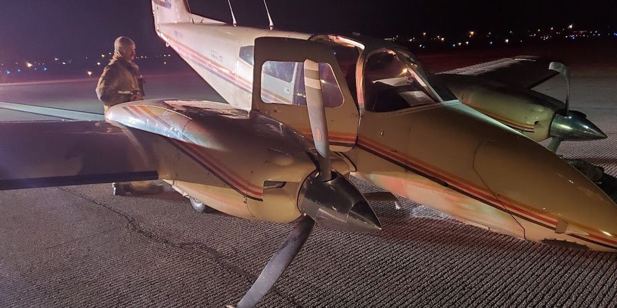 Crews respond to emergency landing in Mt. Vernon, Ill.