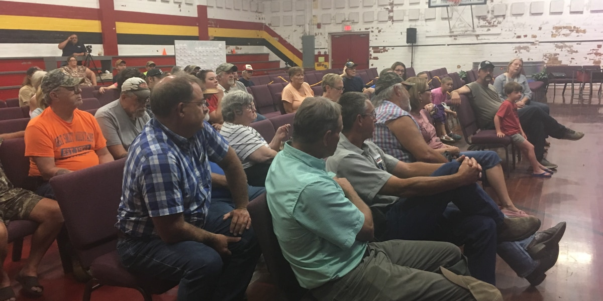 McClure, Ill. holds emergency meeting on flooding, possible Rte. 3 closure