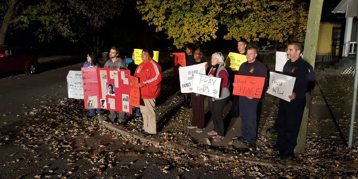 Cape Girardeau Fire Department works with community group to stop 'needless acts of violence'