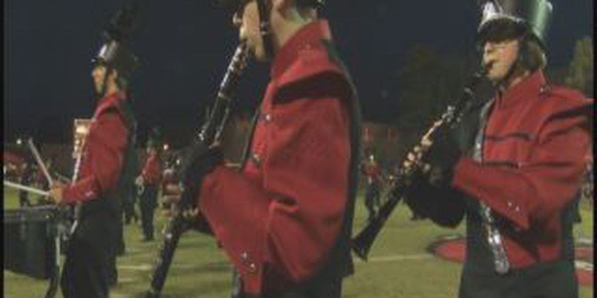 Jackson band has duet unlike any other