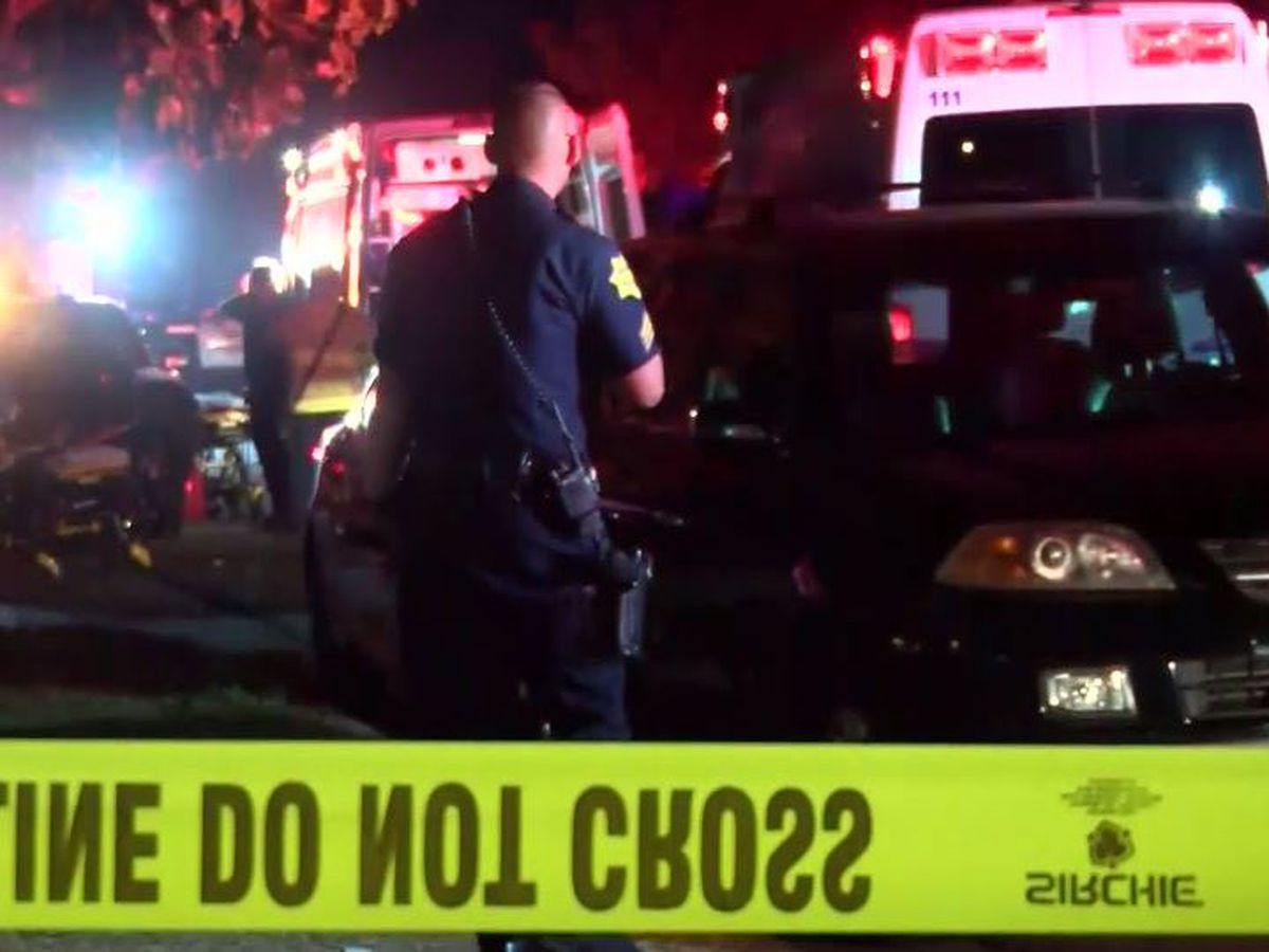 Police: Home in California backyard shooting was targeted