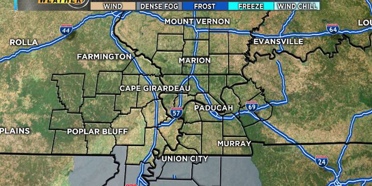 First Alert: We're waking up to a cool morning