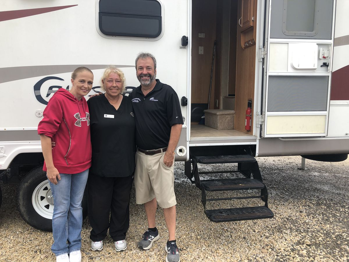 Heartland family receives free RV after losing home in flood