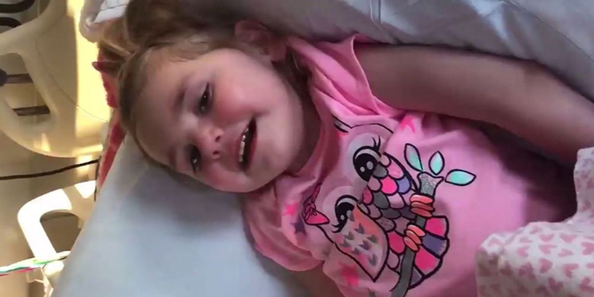 Girl, 3, contracts paralyzing virus AFM