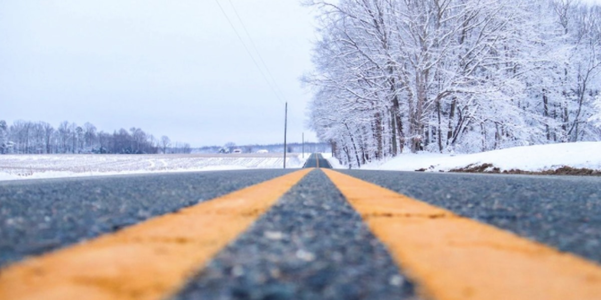 Snow route proclamation lifted in City of Jackson