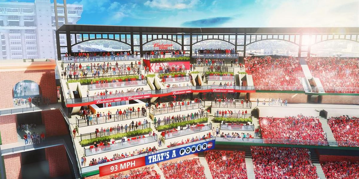Cardinals to unveil new multi-level gathering area at Busch Stadium