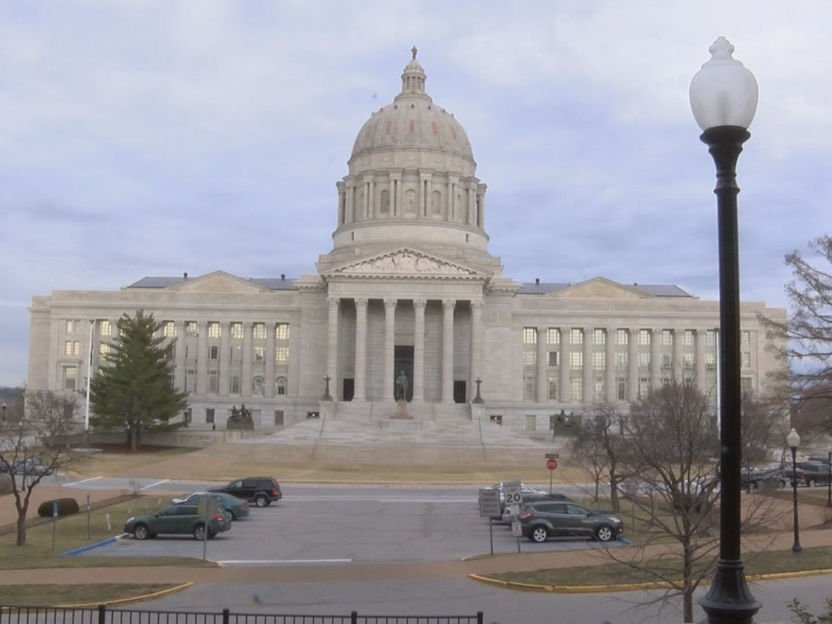 Mo. lawmakers meet to discuss how to spend CARES Act money