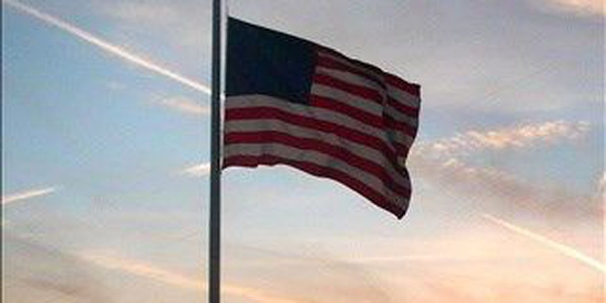 Flags at half-staff in KY