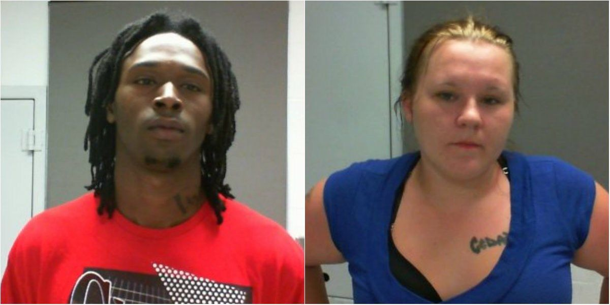 TN couple arrested after police chase in Jackson, MO
