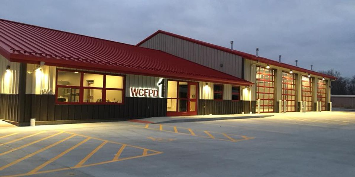 Williamson Co. Fire Protection District shows off new firehouse
