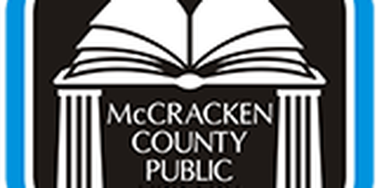 Library fines waived during April at McCracken Co. Public Library