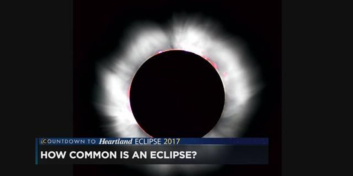 Countdown to Heartland Eclipse 2017: How common is it?