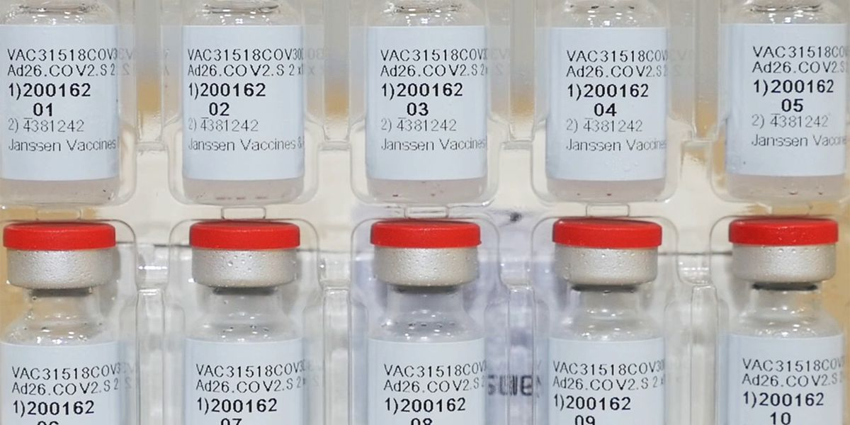 Nearly 4M doses of J&J virus vaccine on way to states