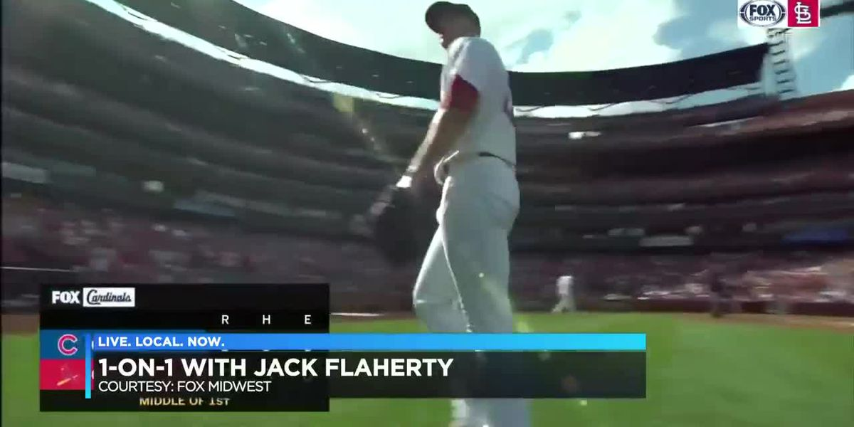 One-on-one with Cardinals' Jack Flaherty