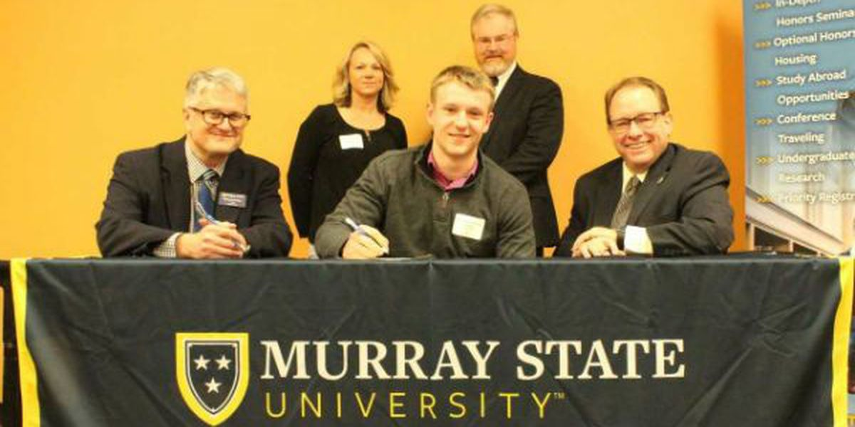 Graves County Senior to attend Murray State University Honors College