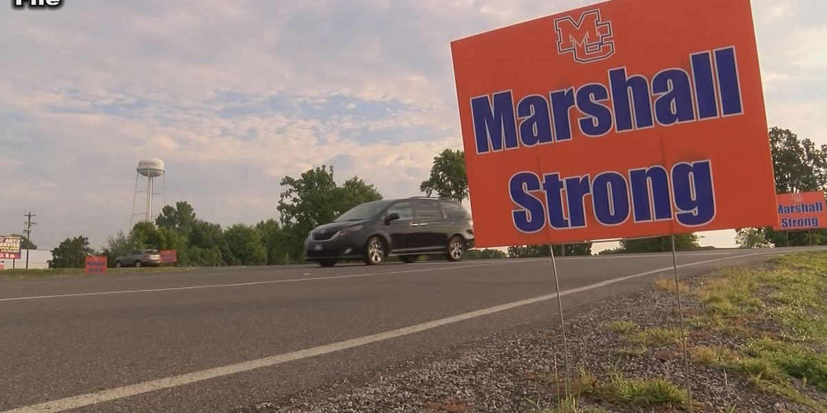 Marshall Co. Schools receive a $400,000 grant for education and healing
