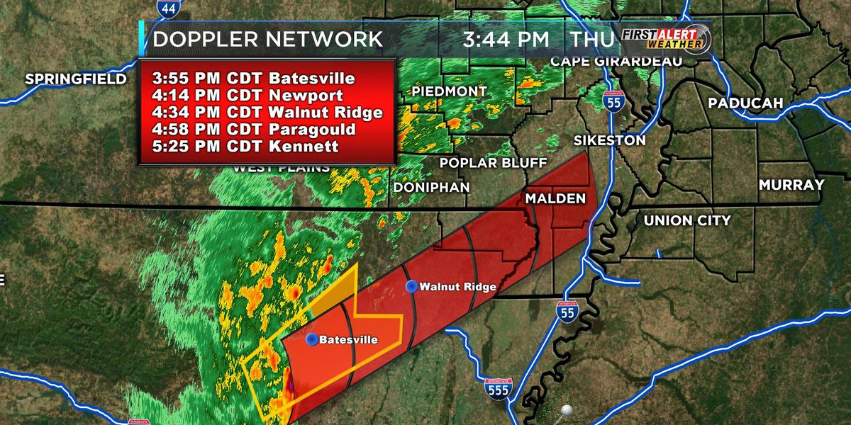 First Alert: Scattered showers and thunderstorms stick around