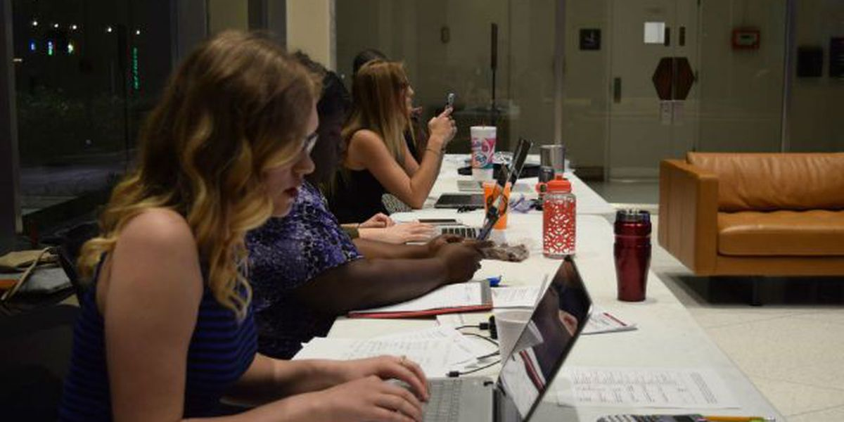 Southeast Missouri State University student newspaper takes second at national convention