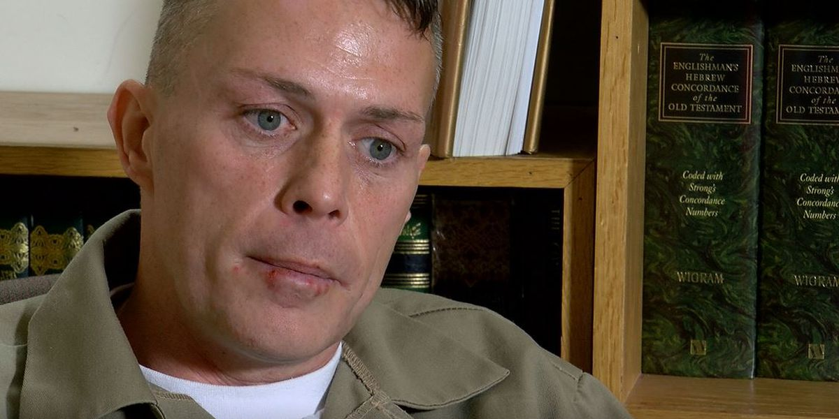 Inmate says he was forced to escape jail to save his life