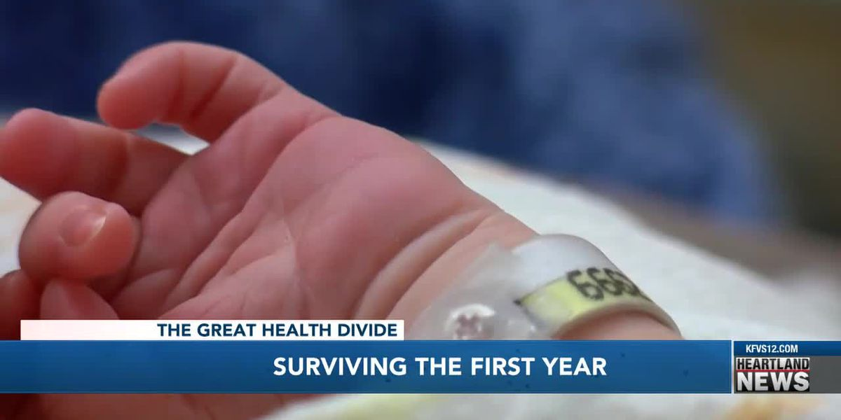 Heartland organization working to help babies live past their first year