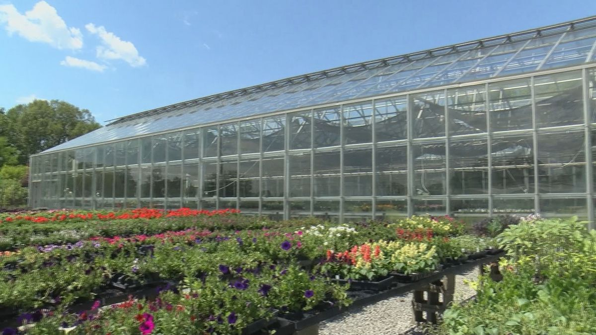 Southeast Mo. State's greenhouse earns certification