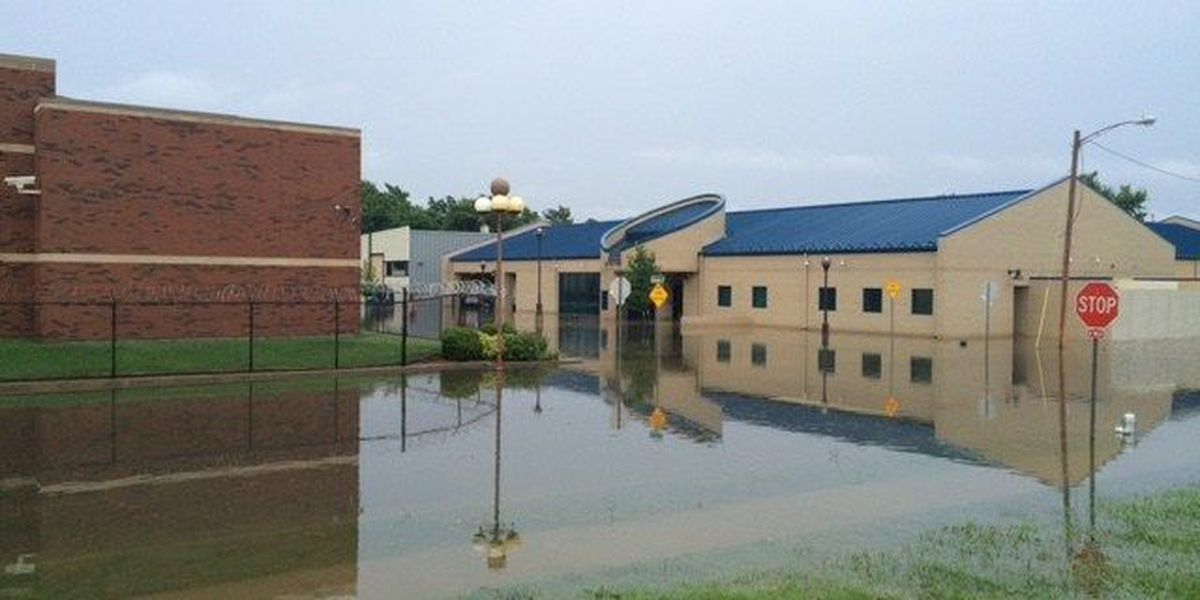 Paducah Board of Commission asking residents to report flood damage