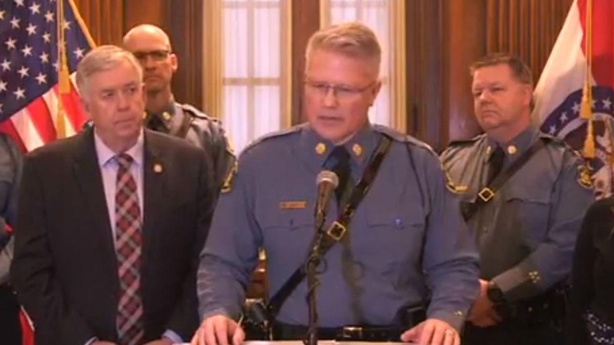 Superintendent of MO Highway Patrol sworn into office