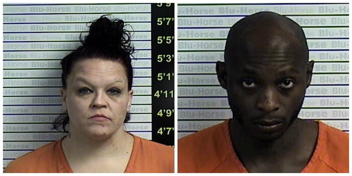 KSP: 2 found with meth during traffic stop