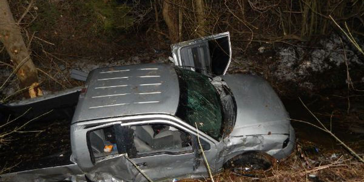 TN man drives into Calloway Co., KY creek