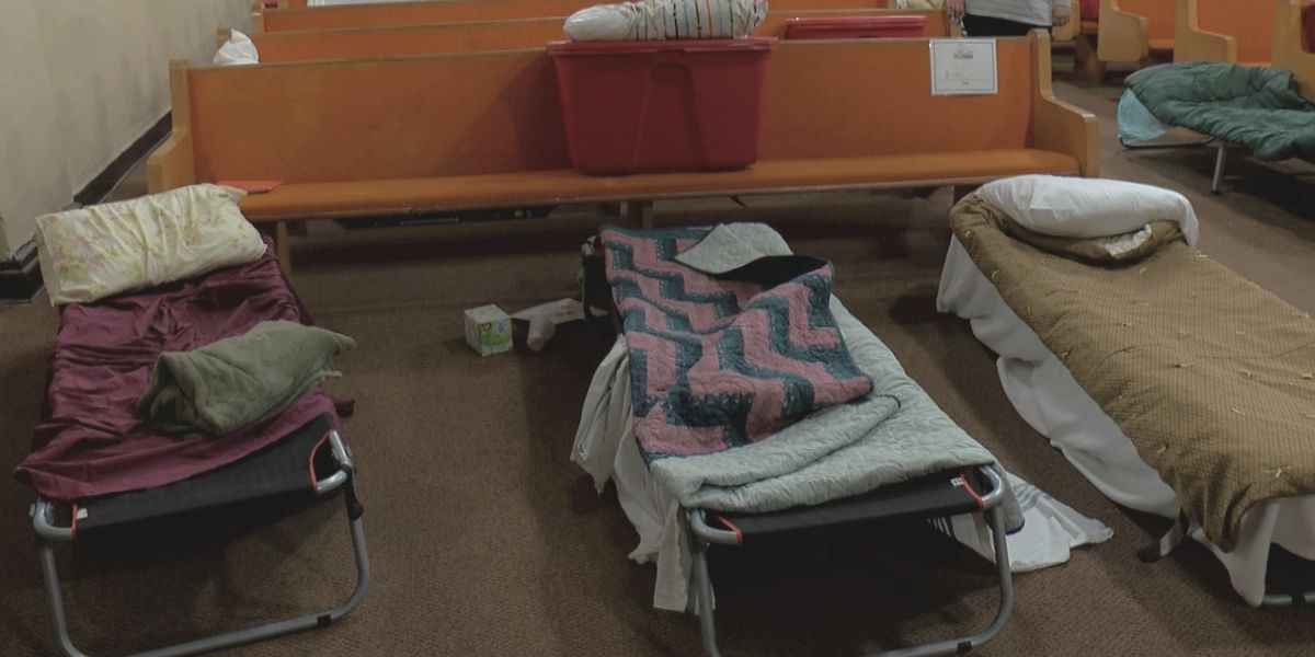 Heartland warming shelter needs volunteers to stay open