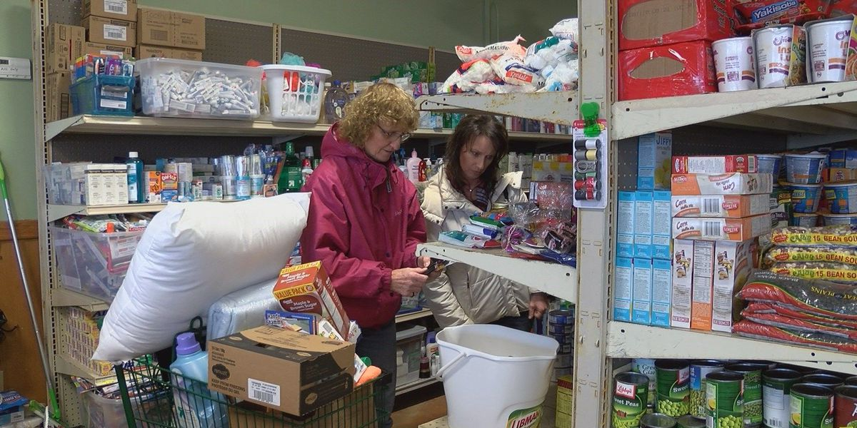 Storefront in Perryville opens to help those affected by tornado