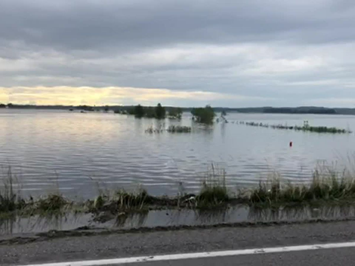 Gov. Pritzker: Steps being taken to help farmers hurt by flooding