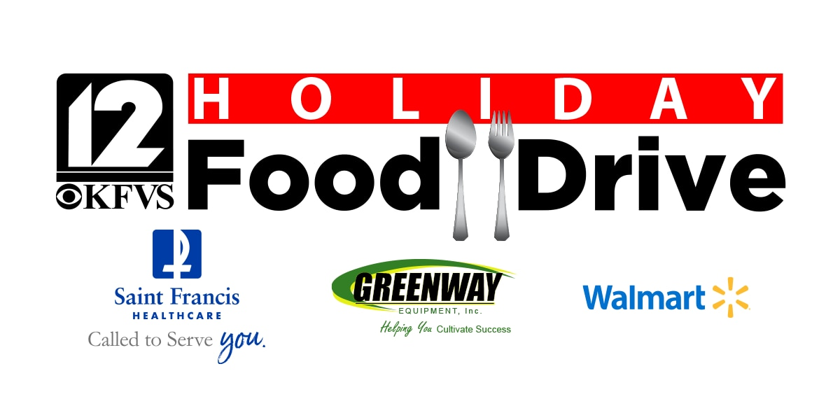 KFVS12 Holiday Food Drive
