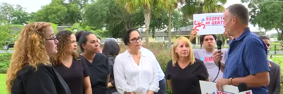 Florida nurses file complaint after they allege they were forbidden to speak Spanish at work
