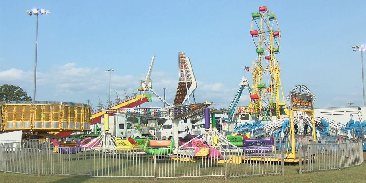 Safety comes first for carnival rides at SEMO District Fair