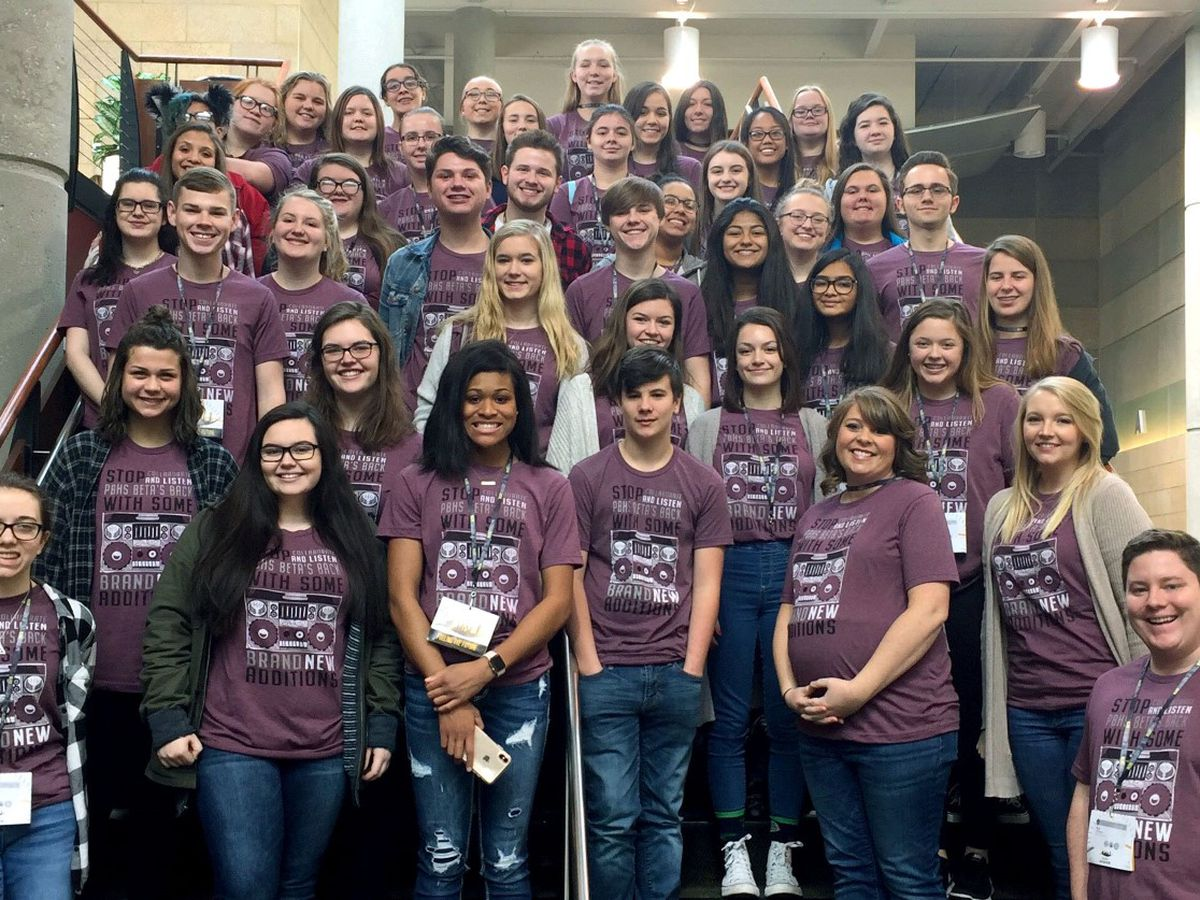 Poplar Bluff school named National Beta School of Distinction
