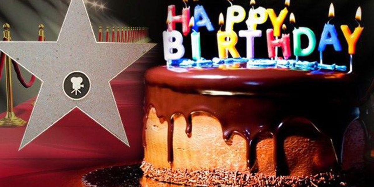 October 19 celebrity birthdays