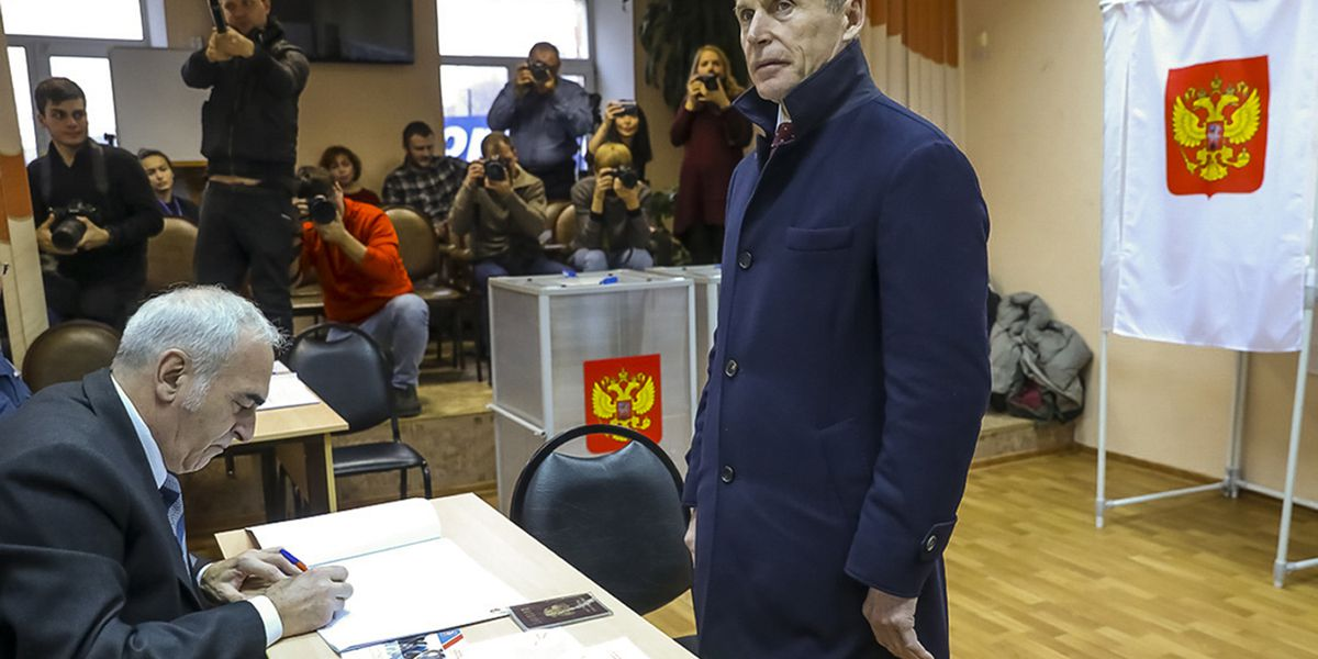 New ballot in Russian Far East after tainted vote tossed out