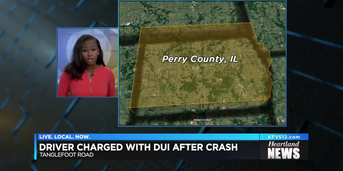 Underage driver charged with DUI after crash