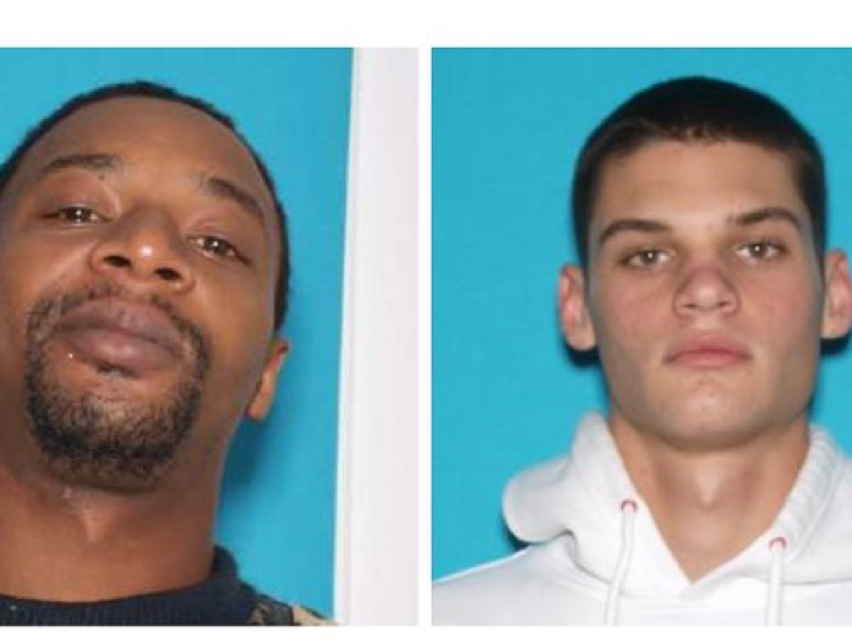 2 Mississippi Co. Jail escapees caught
