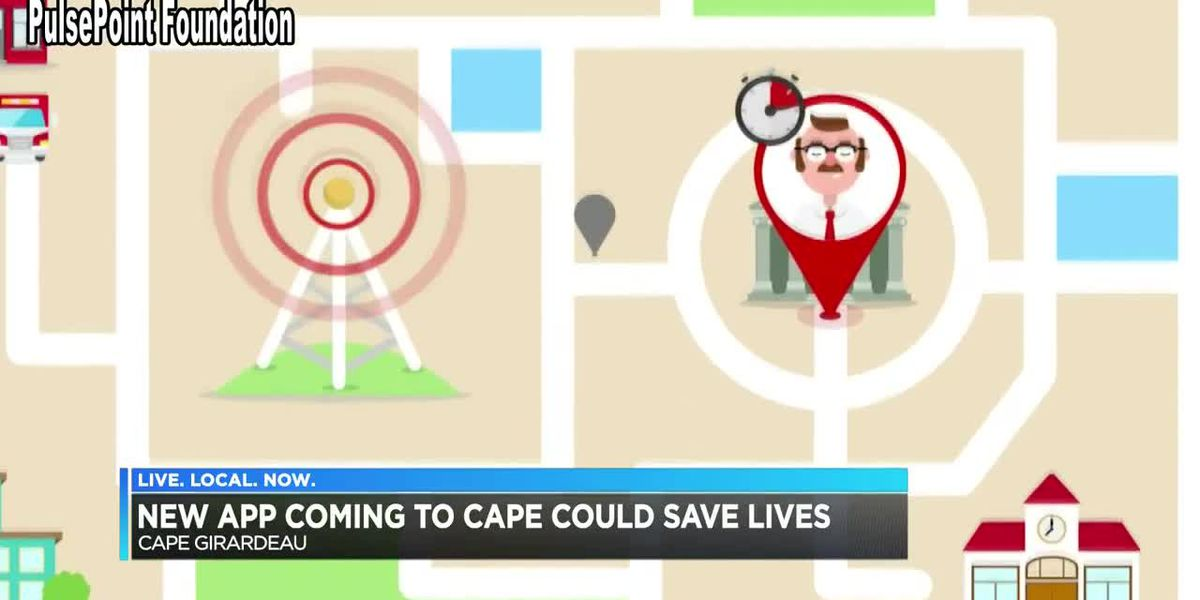 New app coming to Cape Girardeau, could save lives