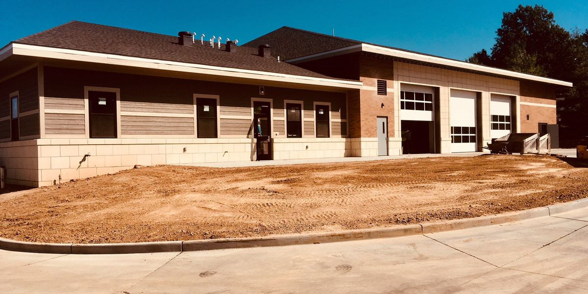 Progress being made on construction of new Cape Girardeau firehouse
