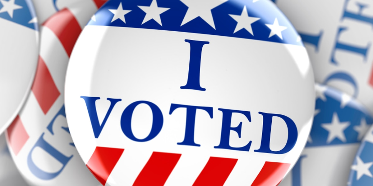 KY voter turnout reaches nearly 50%